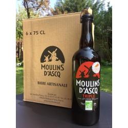 6x75cl Bière TRIPLE Moulins...