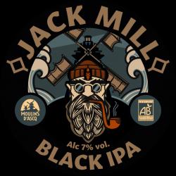 Bière Vrac 75cl JACK MILL...