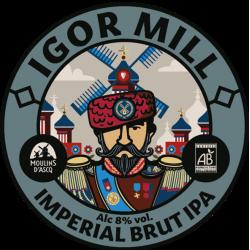Bière Vrac 75cl IGOR MILL...