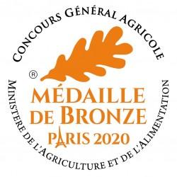 Concours général Agricole Bronze 2020