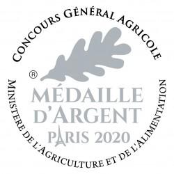 Concours général agricole 2020 Argent